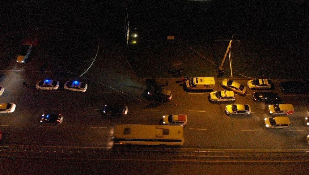 Много полиции и «скорая»: в Днепре расстреляли машину. Новости Днепра