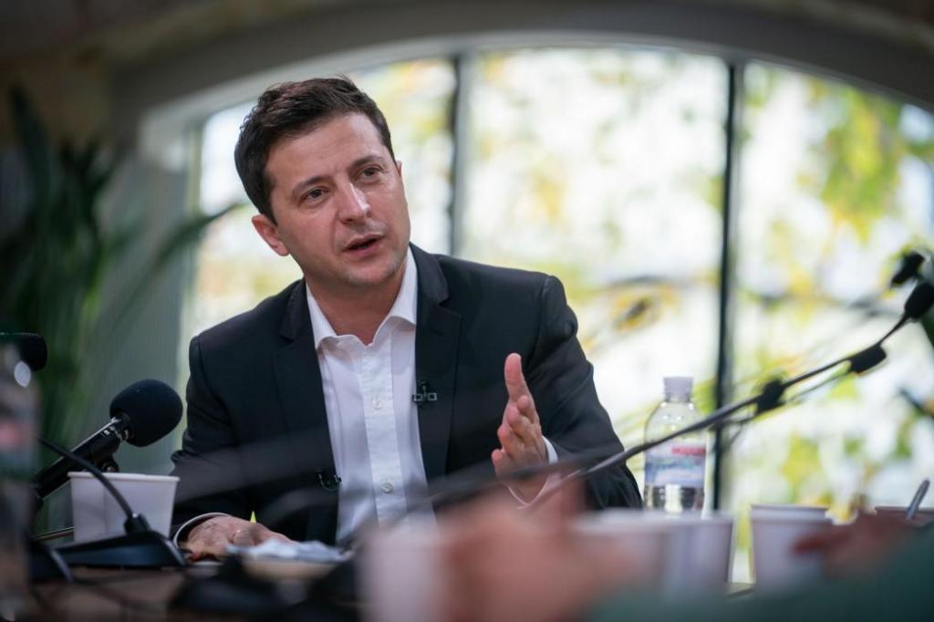 Зеленский инициировал запрет проверок предпринимателей. Новости Украины