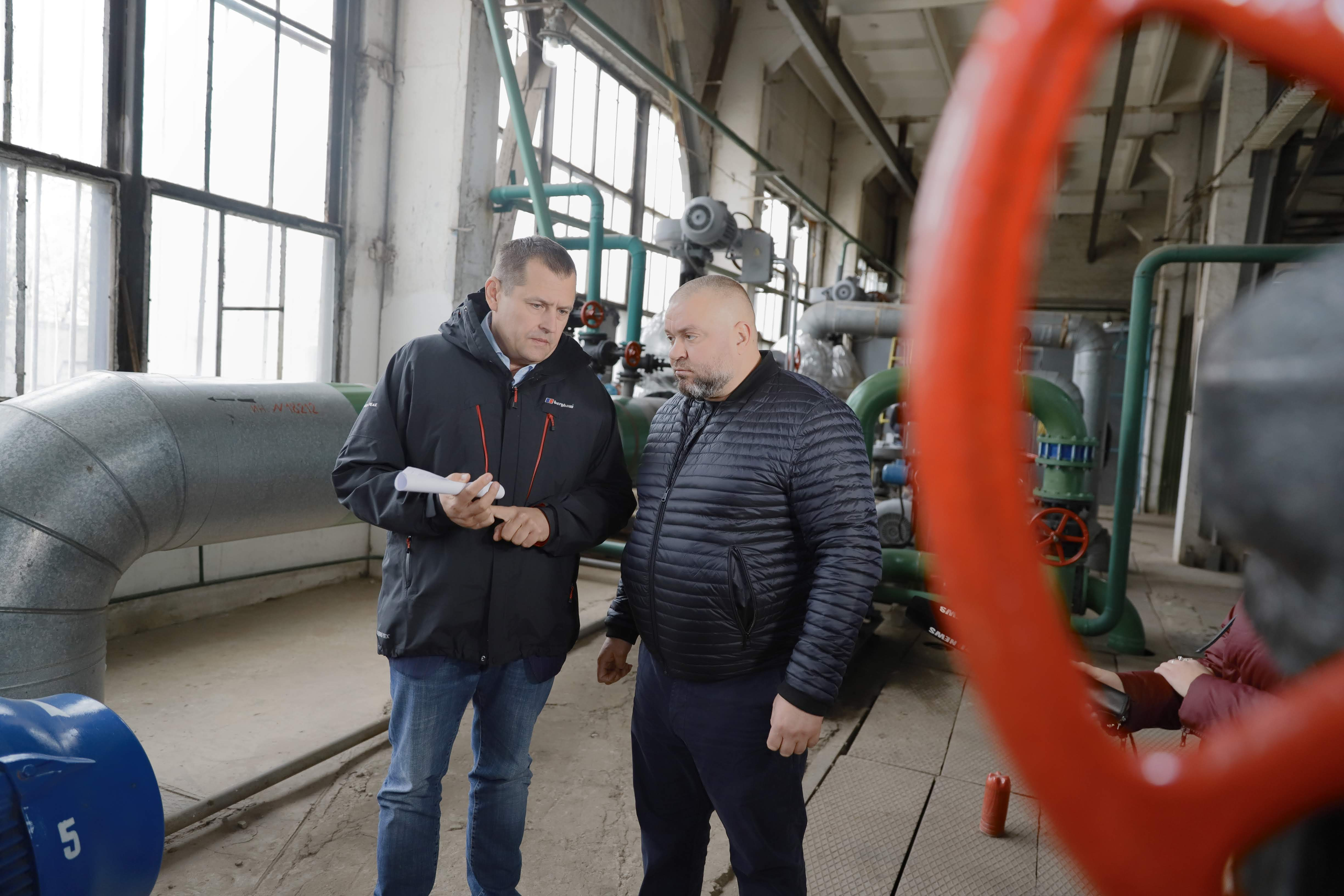 Филатов рассказал о подготовке к отопительному сезону. Новости Днепра