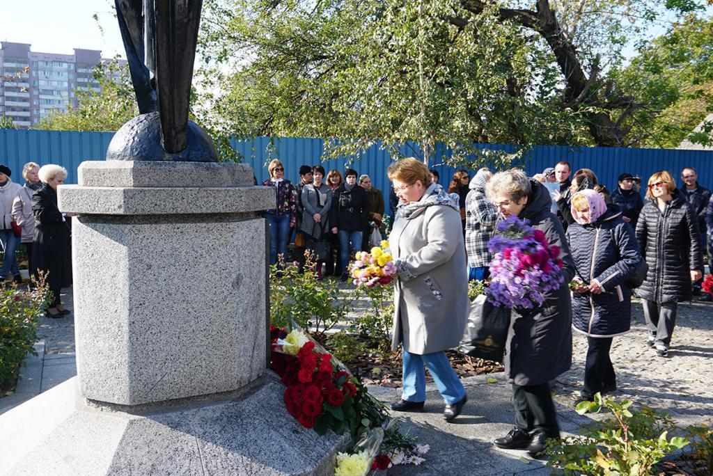В Днепре почтили память погибших во время трагедии на Мандрыковской. Новости Днепра