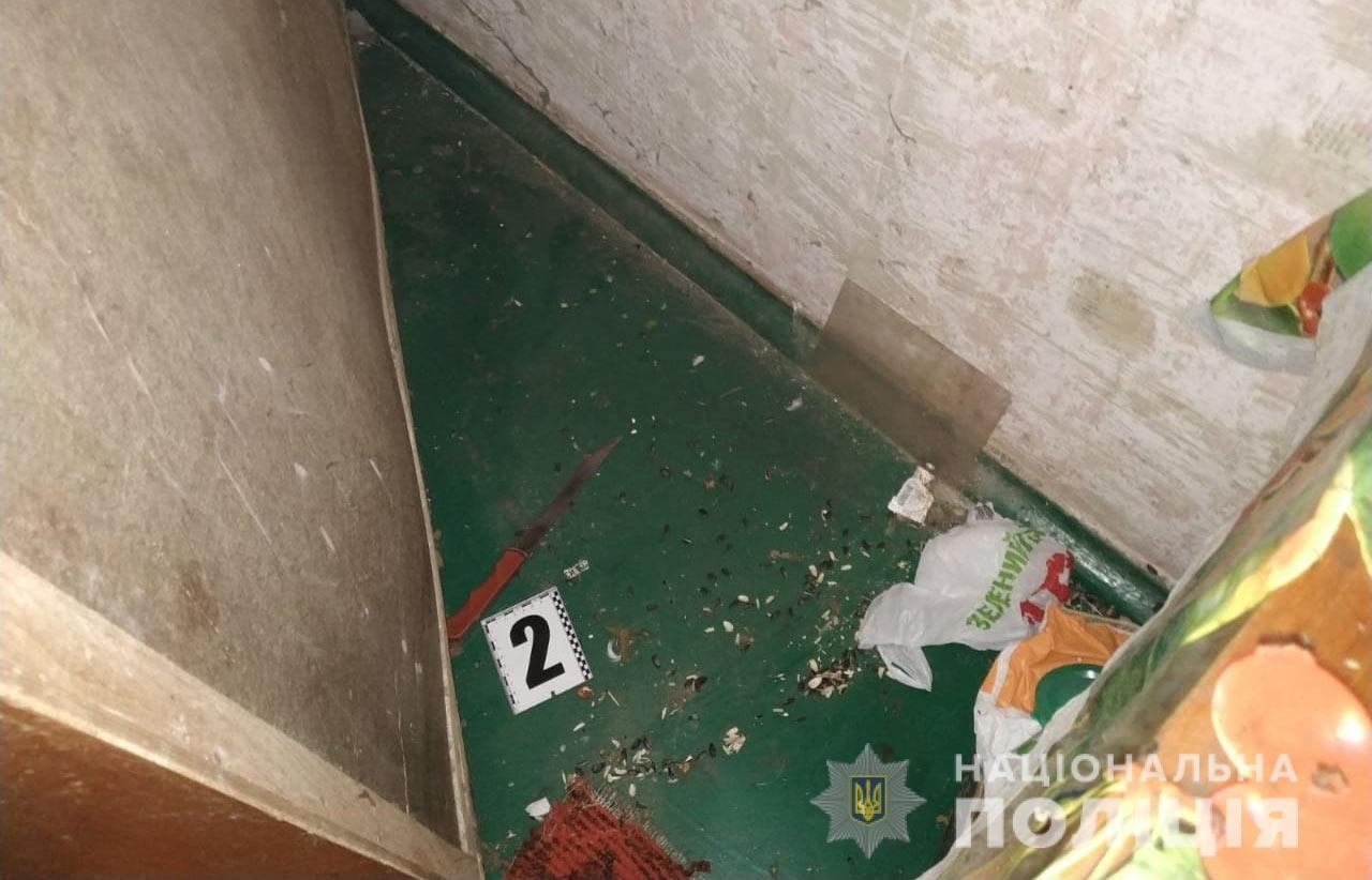 Выяснили отношения: женщина зарезала своего сожителя. Новости Днепра