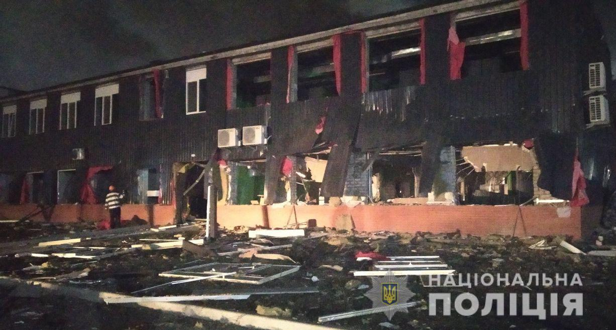 Полиция и спасатели о взрыве в Днепре. Новости Днепра