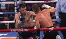 Александр Гвоздик потерпел первое поражение в карьере и потерял пояс WBC