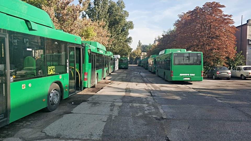 Обучат за счет предприятия: в Днепре ищут водителей на автобусы. Новости Днепра