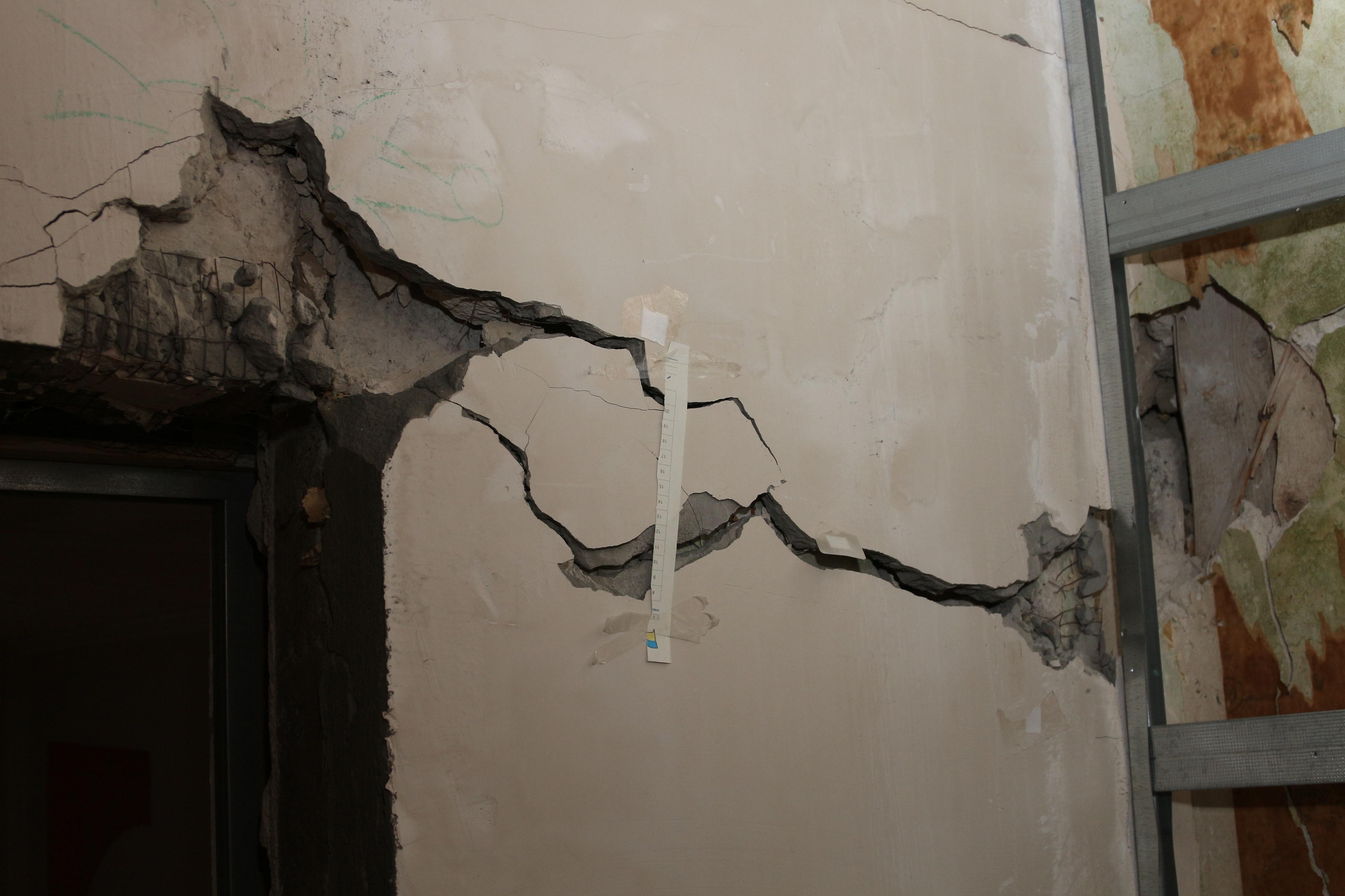 «Трещал по швам»: в Днепре массово разрушаются дома. Новости Днепра