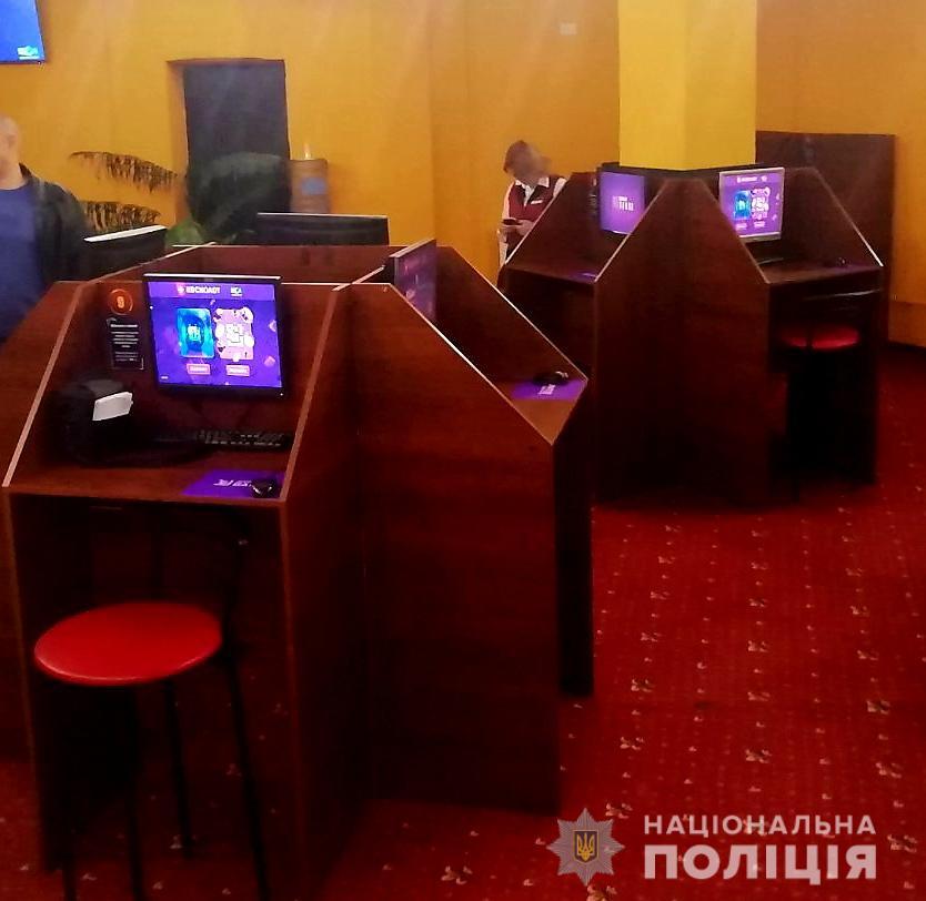 Поліція прикрила відразу 2 незаконних казино. Новини Дніпра