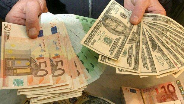 Падению конец: иностранные валюты вновь «пошли вверх». Новости Украины