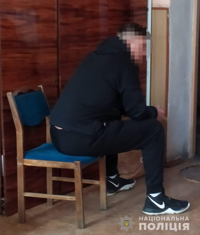 «Нападение с ножом»: задержан серийный грабитель. Новости Днепра