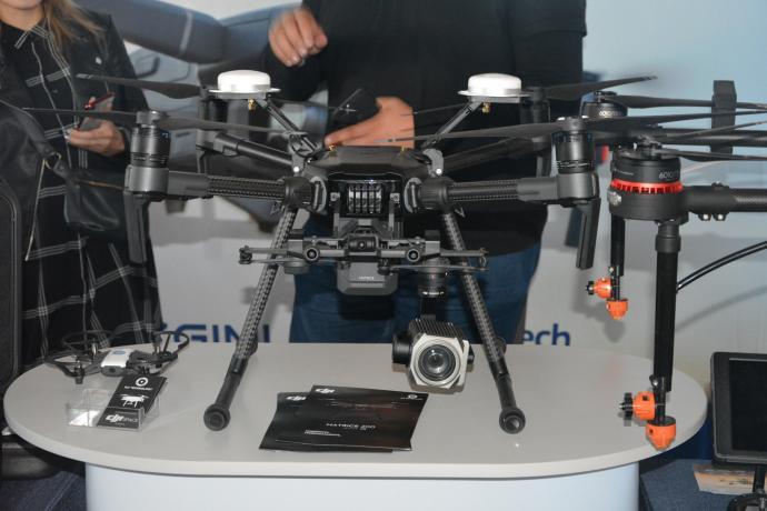 Новости Днепра про Роботы, взрывы, стартапы и технологии будущего: чем порадовал днепрян Interpipe TechFest