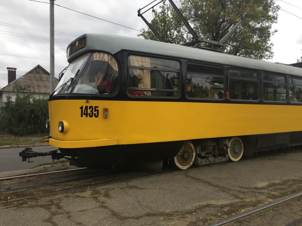 В Днепре трамвай изменит свой график движения: расписание. Новости Днепра