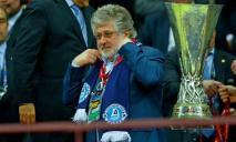 Игорь Коломойский возродит футбольный «Днепр»?