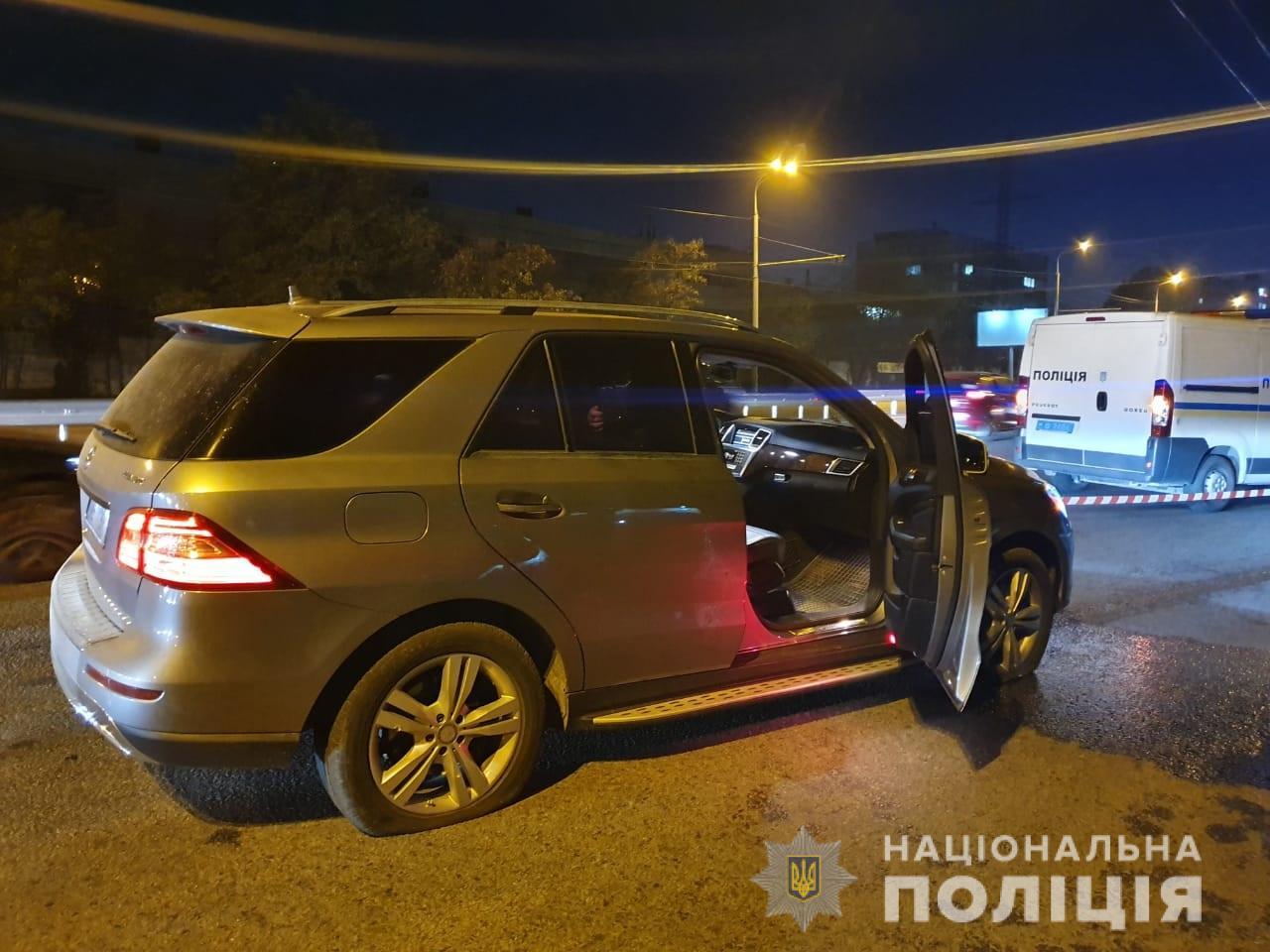 В Днепре задержали мужчину, расстрелявшего авто. Новости Днепра