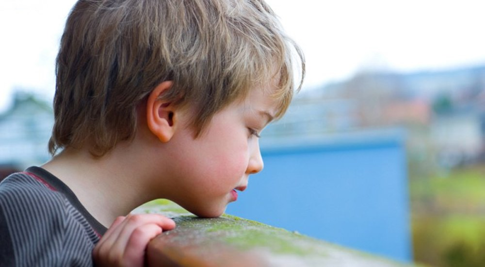 «На грани трагедии»: ребенок чуть не сорвался с 10-го этажа. Новости Днепра