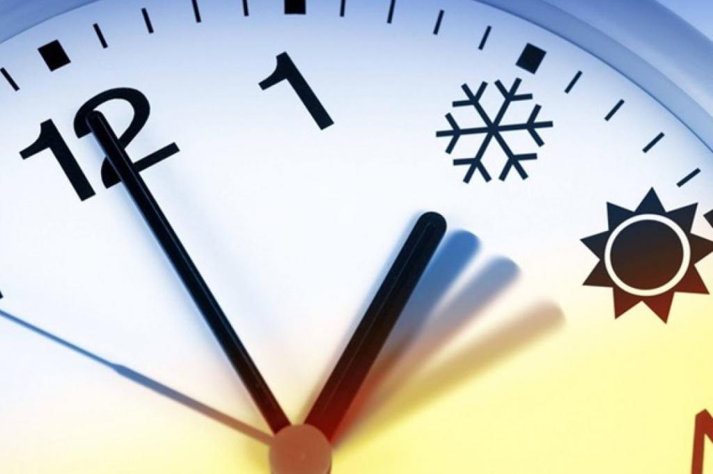 Переход на зимнее время: что нужно знать. Новости Днепра