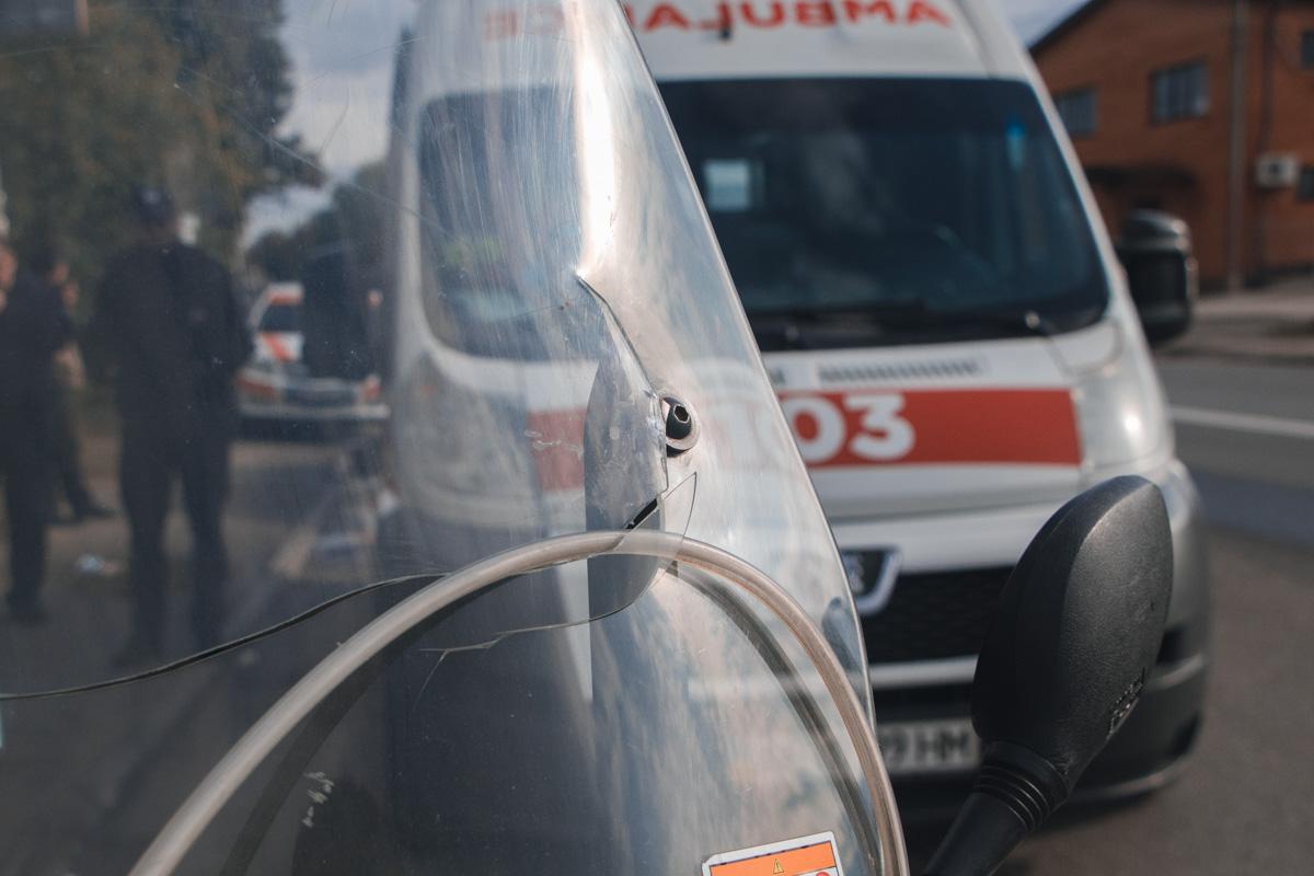 В Днепре подросток попал под колеса скутера. Новости Днепра