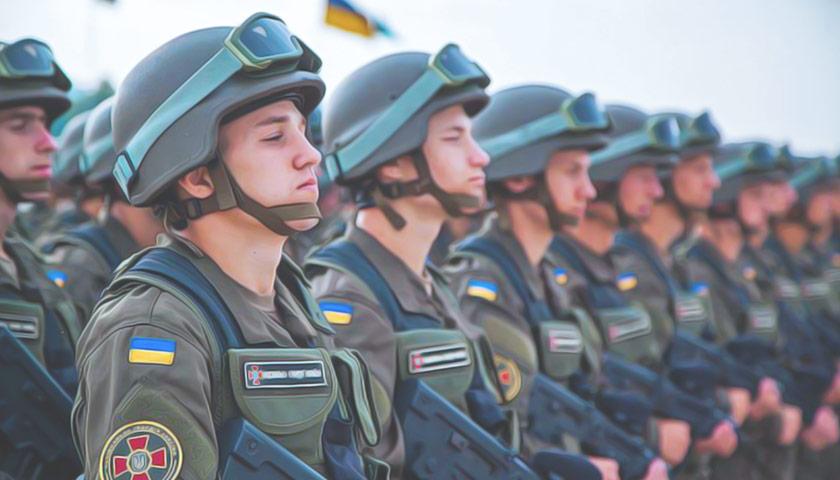 Сотрудники Нацгвардии запускают челлендж ко Дню Защитника Украины. Новости Украины