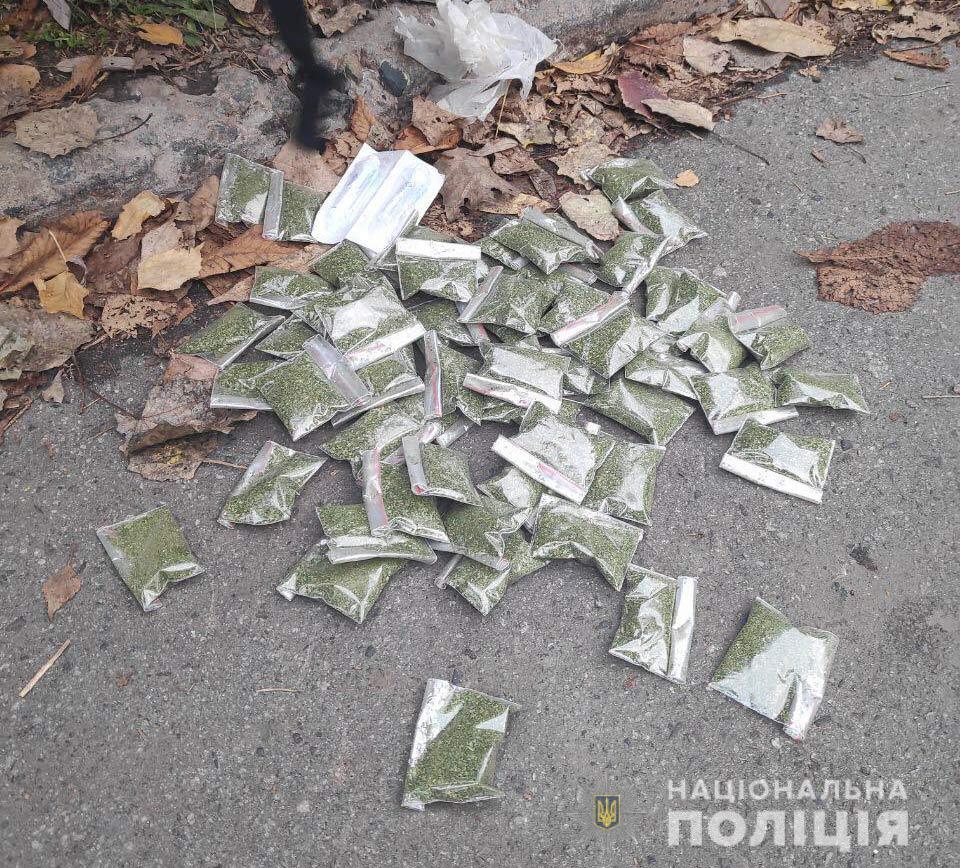 «Застали на горячем»: полиция задержала двух мужчин. Новости Днепра