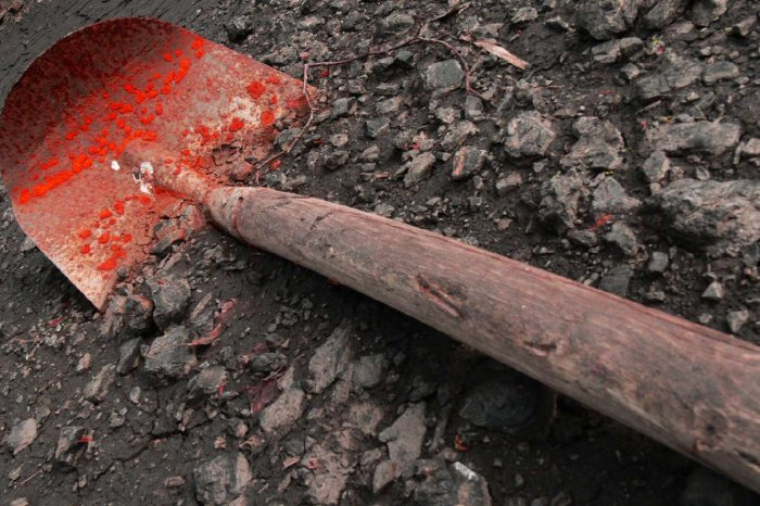 «6 ударов по голове»: женщина убила соседа лопатой. Новости Днепра