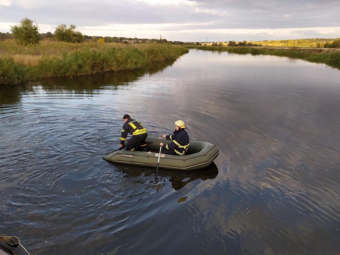 Девочка утонула после падения с моста. Новости Днепра