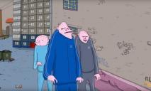 Мультфильм о Днепре продолжает прославлять город