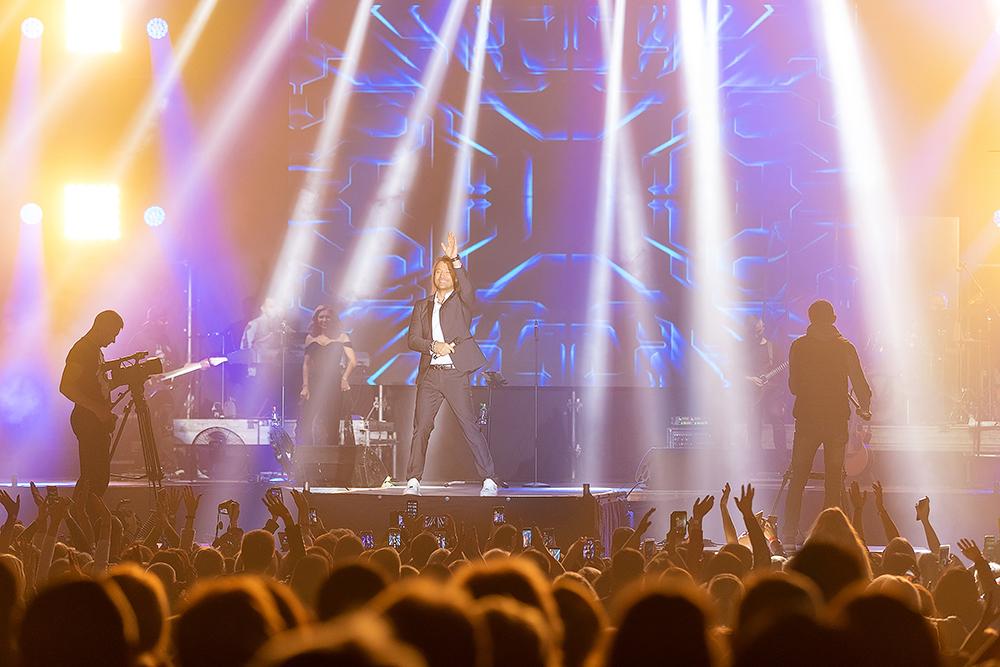 Концерт Олега Винника оказался под угрозой срыва. Новости Украины