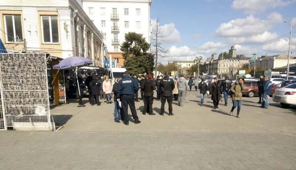 «Все закрито»: що відбувалося на центральному ринку Дніпра. Новини Дніпра