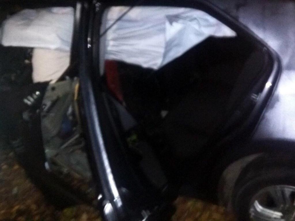 Смертельное ДТП на трассе: водителя вырезали из машины. Новости Днепра