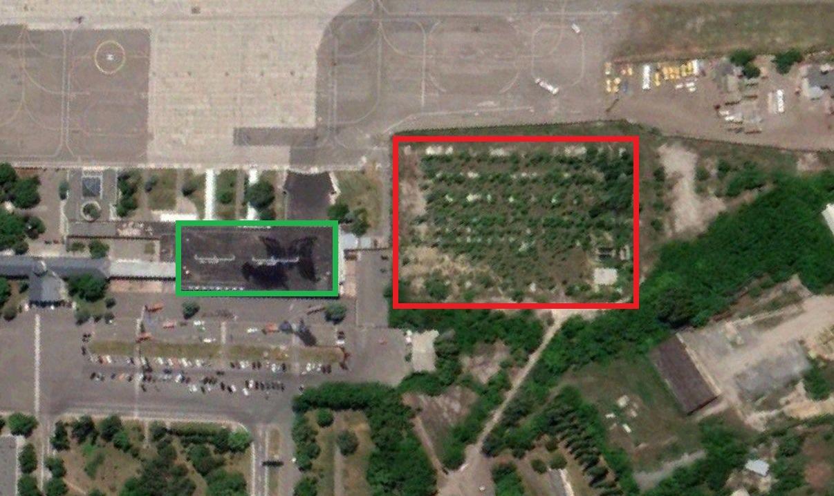 Стало известно, где мог быть новый терминал днепровского аэропорта. Новости Днепра