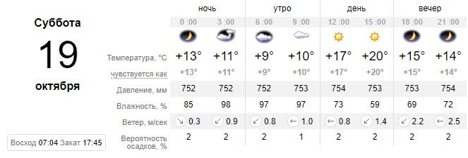 Теплая суббота: какой сегодня будет погода в Днепре. Новости Днепра