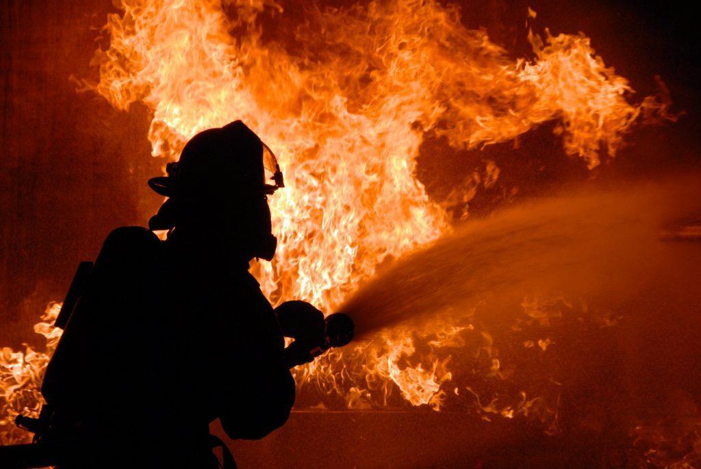 «Эвакуация пациентов»: пожар в больнице Днепра. Новости Днепра