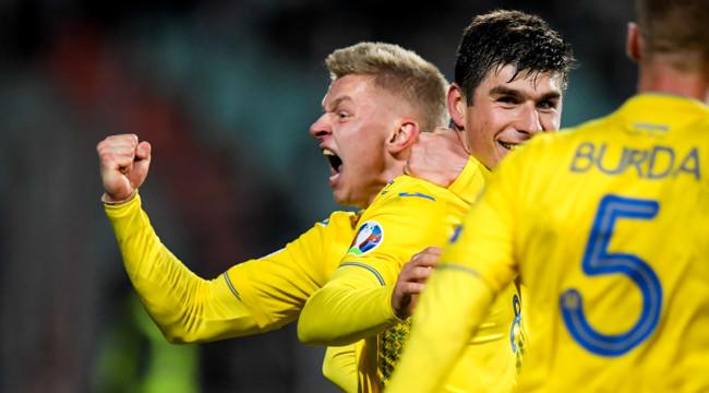 Украина - Португалия, отбор на чемпионат Европы 2020. Новости Украины