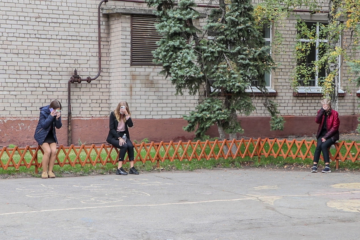 В Днепре в гимназии распылили слезоточивый газ. Новости Днепра