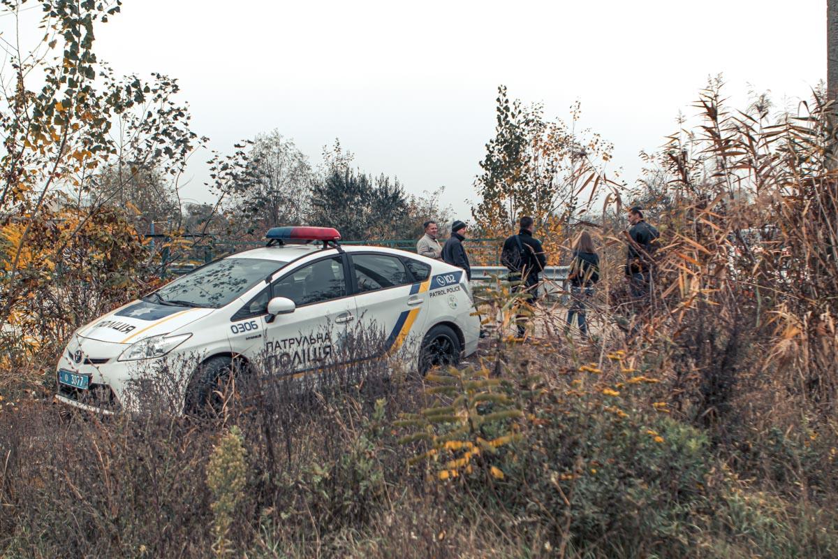 В Днепре найдено тело мужчины. Новости Днепра
