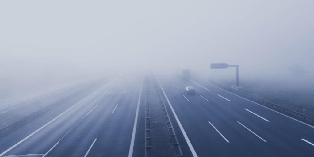 Как не попасть в ДТП в туман: советы водителям. Новости Днепра