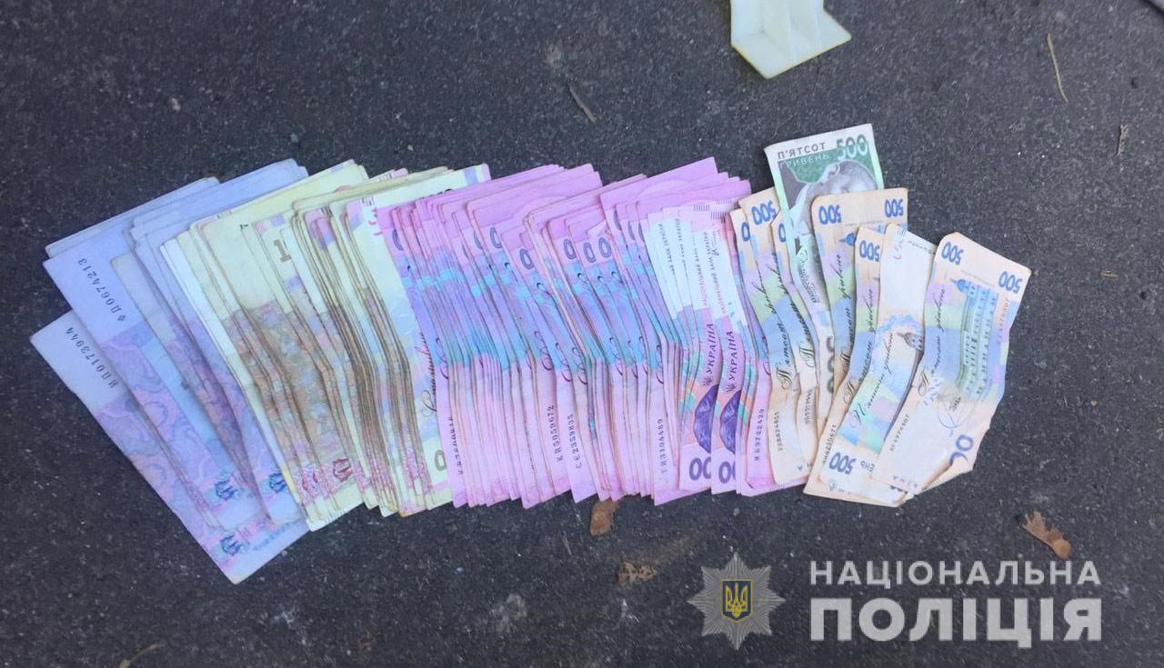 Наркотики на 2,2 миллиона, оружие и граната: разоблачены участники преступной группировки. Новости Днепра