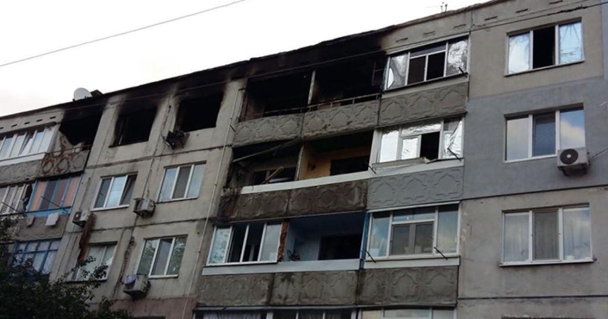 Мужчина нанес 128 ударов ножом жене, после чего спровоцировал взрыв в доме. Новости Днепра