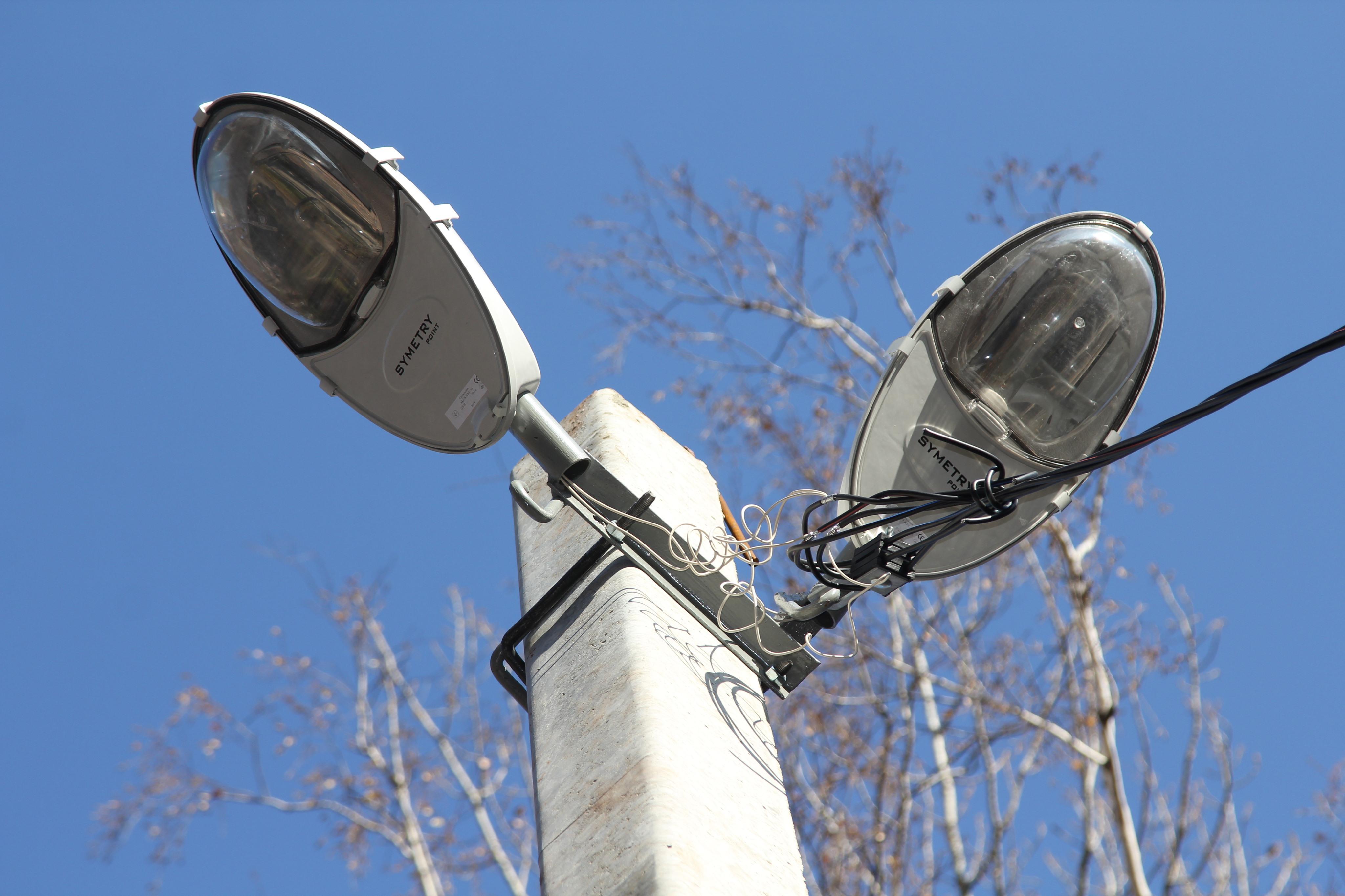 Ремонт уличного освещения в Днепре: где проходят работы. Новости Днепра