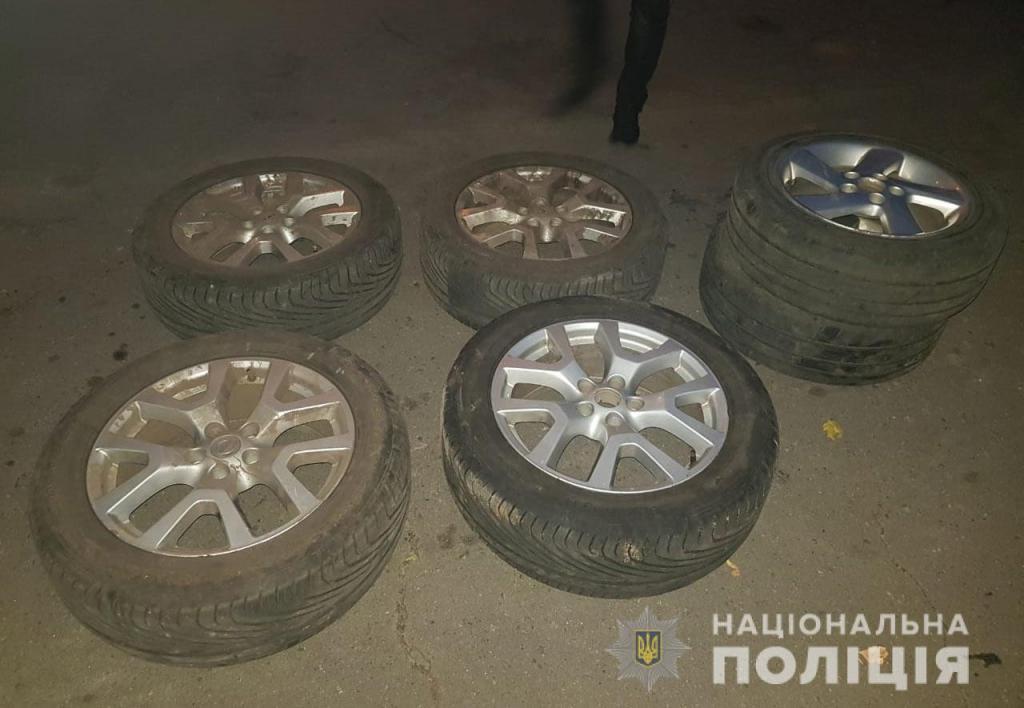 «Криминальные гастроли»: днепрянин грабил авто в соседнем городе. Новости Днепра