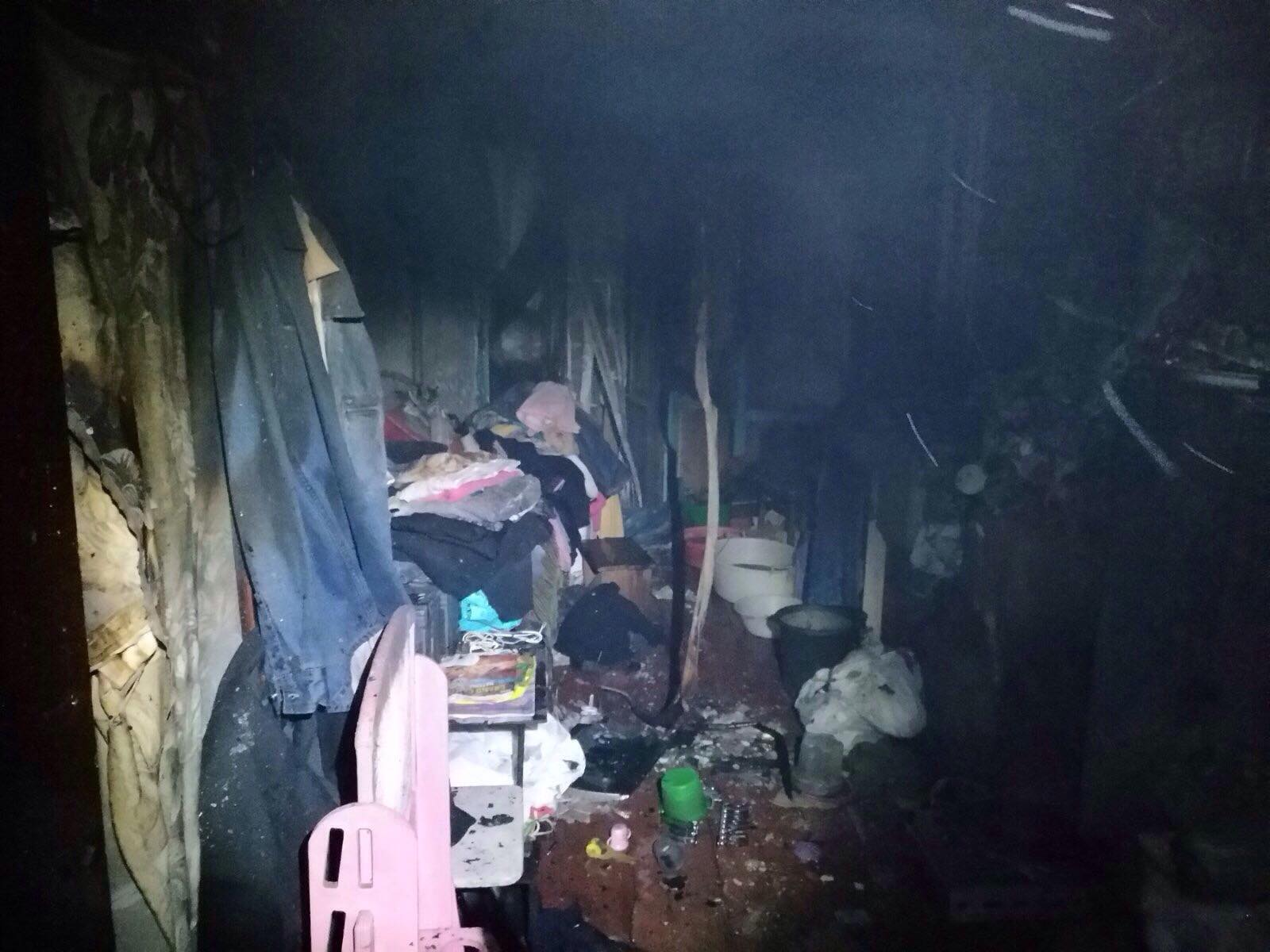 Пожар в общежитии: среди пострадавших – дети. Новости Днепра
