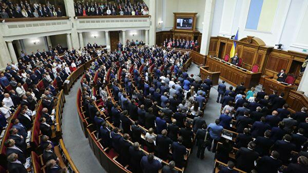 Во фракции «Слуга народа» хотят изменить правила рассмотрения законопроектов. Новости Украины