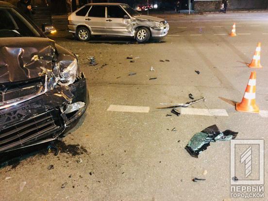 «Обломки разбросаны по дороге»: в ДТП пострадал водитель. Новости Днепра