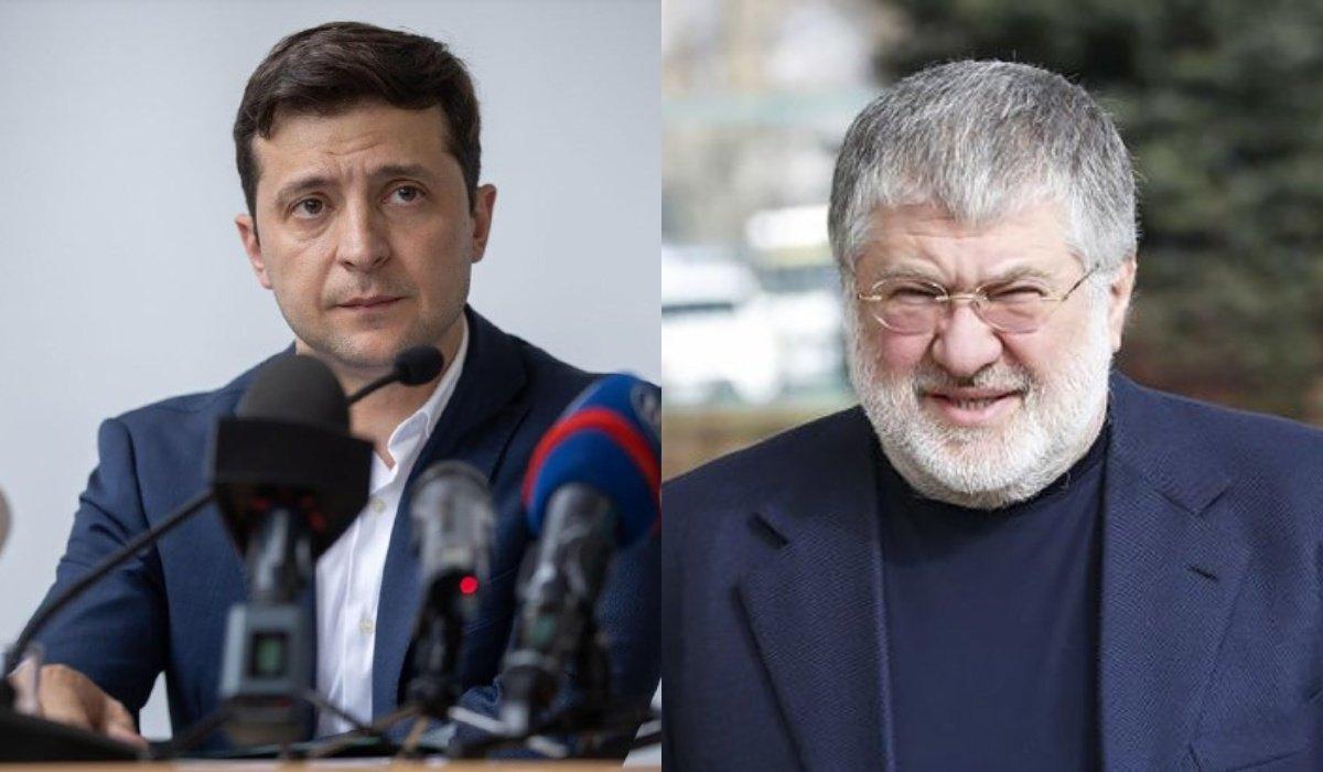 «Он не имеет полномочий»: у Зеленского отреагировали на слова Коломойского. Новости Украины