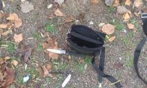Быстро бежал через дорогу: грабителя поймали «на горячем»
