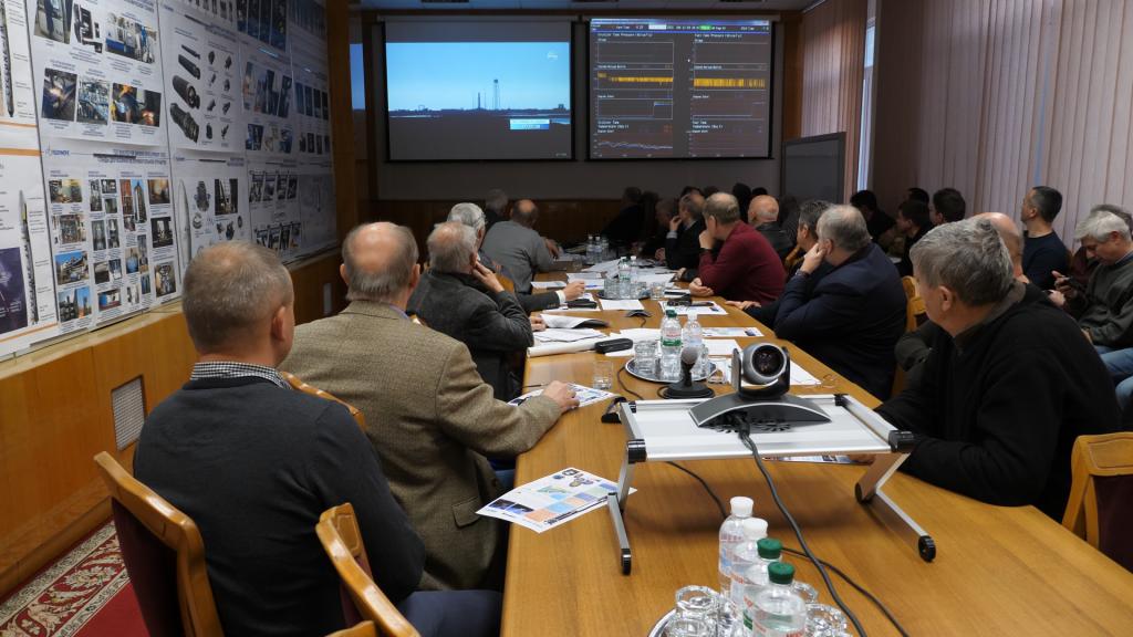 Украинско-американская ракета покорила космос: пуск контролировали из Днепра. Новости Днепра