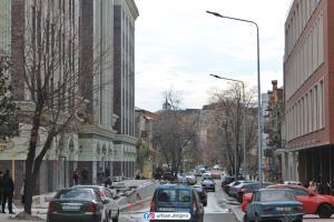 Завершается ремонт на улице Баррикадной. Новости Днепра
