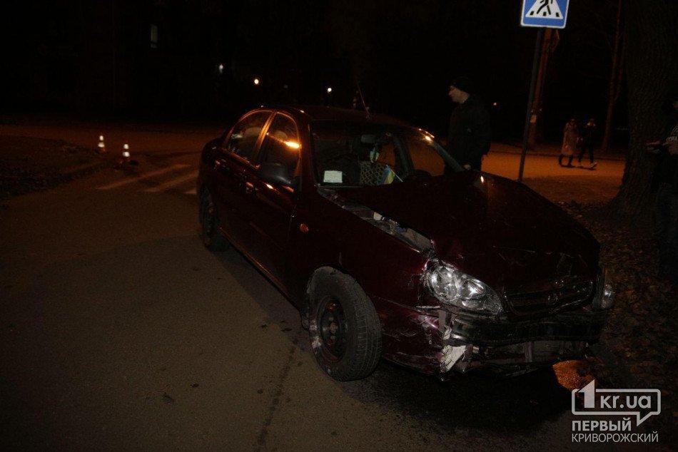 «Не разминулись»: ДТП с двумя автомобилями. Новости Днепра