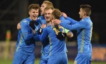 Украина минимально обыграла Эстонию благодаря экс-игроку «Днепра»