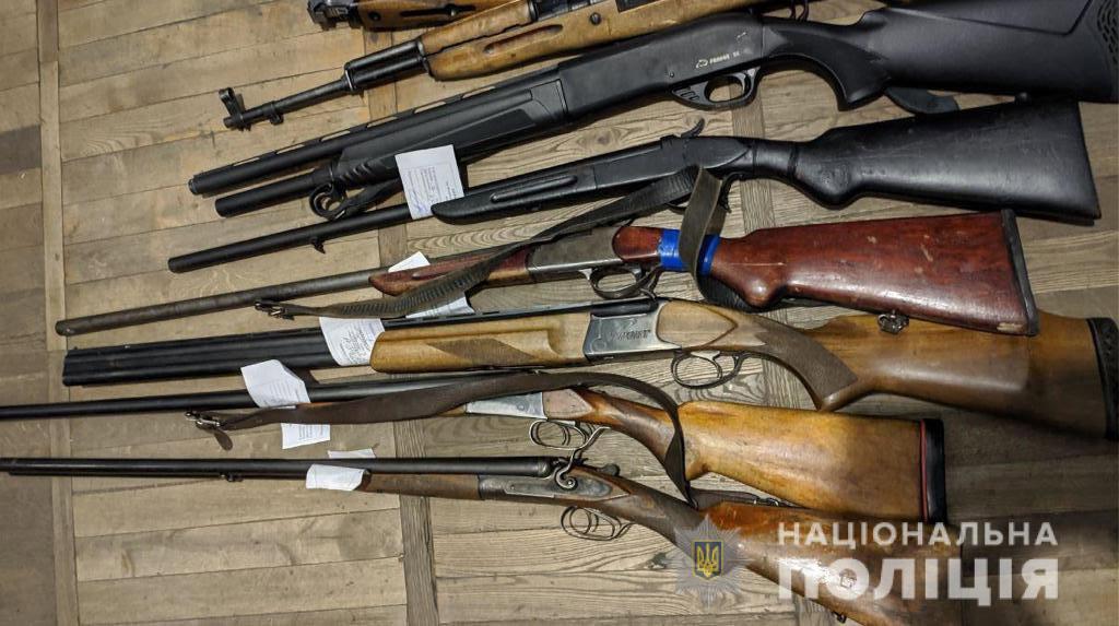 Сотни единиц оружия, гранаты и мины: что хранили жители Днепропетровщины. Новости Днепра