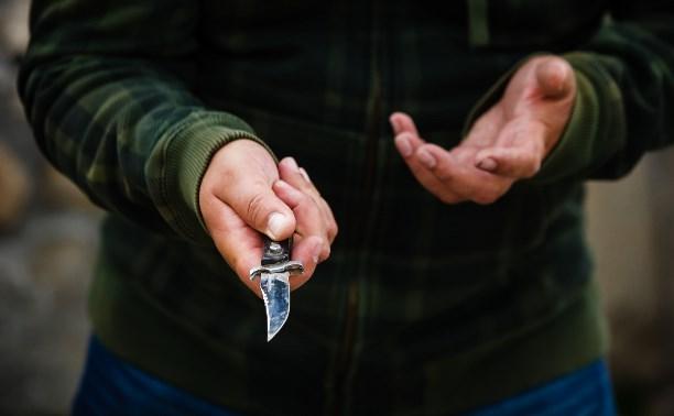 Подросток с ножом угрожал девочкам в Днепре: заявление полиции. Новости Днепра
