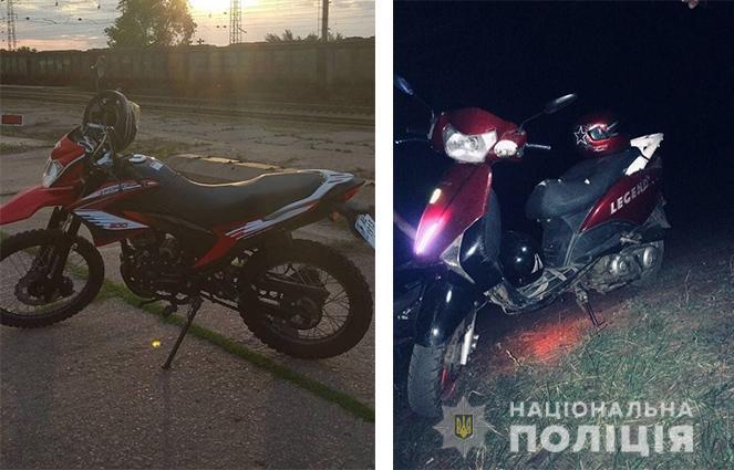 Мужчина угонял мотоциклы прямо с парковок: подробности. Новости Днепра